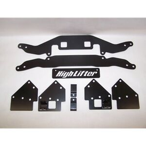 """Black High Lifter Signature 5"""" Lift Kit for Polaris RZR 4 XP 900 2012-2014"""