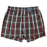 New RALPH LAUREN Classic Fit Boxer Shorts Pyjama Lounge PJ Mens Size Medium