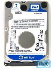"""New 500GB 5400RPM 8MB Cache SATA III (6.0Gb/s) Slim 7mm 2.5"""" Laptop Hard Drive"""