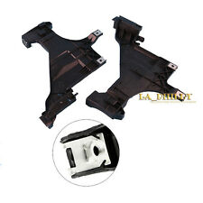 Pair L+R Headlight Mount Retainer Plate Bracket For AUDI A4 B8.5 Allroad A5 RS4
