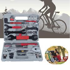 44tlg. Fahrrad Reparaturwerkzeug Werkzeugkoffer Bike Werkzeugtasche Werkzeugsatz