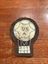 WWI US Army Air Service Balloon Company patch AEF