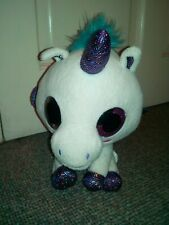 "Sega International Soft Plush 8"" Toy Unicorn"