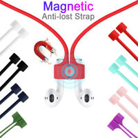 Magnetic Earphone Anti-lost Strap For Apple AirPods Strap String Rope-Cable/