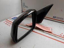 12 BMW 750i driver side mirror w/camera & lane assist 1021016 ic# 50918  RF0118