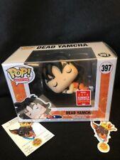 Dead Yamcha Funko POP # 397 Dragon Ball Z SDCC18 Exclusive