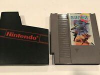 Super C Contra 2 Nintendo Entertainment System NES Konami TESTED Free Ship!