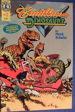 Cadillacs and Dinosaurs Comic Book #1 Issue
