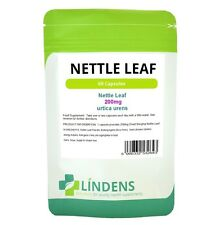 Lindens Ortie Extrait Feuille 200mg 60 Gelules Nettle