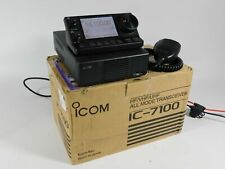 Icom IC-7100 HF VHF UHF All-Mode Ham Radio Transceiver (very nice condition)