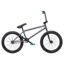 """Wethepeople Justice BMX Bike Metallic Grey 20"""" (20.75"""" TT)"""