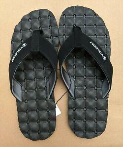Mens Volcom V-Cliner Sandal - Black - New  size 9 10 11 12