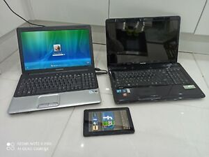 Job Lot 2x Toshiba Compaq + Amazon Kindle