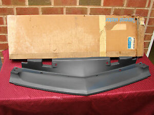 78 79 CORVETTE LOWER SPOILER AIR DAM DEFLECTOR NOS GM 14009716