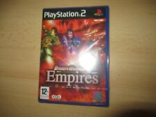 Dynasty Warriors 4 Empires PS2 UK PAL Factory Sealed NEW