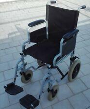 Dettagli Su Sedia A Rotelle Bariatrica Extra Larga Carrozzina Pieghevole Per Disabili