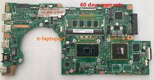 Asus K501UQ Motherboard w/i7-6500 2.5GHz GT940MX 2GB 4GB RAM 60NB0BP0-MB1210-200