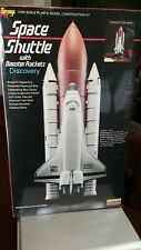 Lindberg Snap-Fit Space Shuttle Discovery Model Kit Sealed.