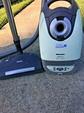 Miele Gemini S5380 Canister Vacuum Cleaner With Nozzle