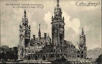 Den Haag 's-Gravenhage Niederlande Nederland AK 1907 Vredespaleis Paleis Palast