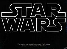 Star Wars Original Soundtrack John Williams London Symphony Orch 2 CD Set 1977