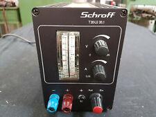 Labornetzteil Schroff T35VJ 35.1   0-35 V / 1 A