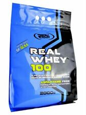 Real Pharm Real Whey Protein 100 | gut absorbtion viele Geschmeckt MOLKENPROTEIN