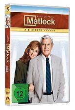 MATLOCK SEASON 7 REPLENISHMENT - GRIFFITH,ANDY/STAFFORD,NANCY/+  5 DVD NEU
