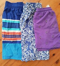 Boys Coolibar, Next  Board Shorts 3 Pairs Size 10 swimwear