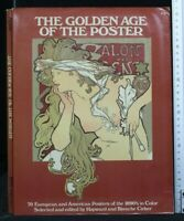 THE GOLDEN AGE OF THE POSTER. Cirker. Dover Publications.