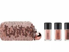 MAC Snow Ball ROSE Pink Pigment and Glitter Kit W/Bag HOLIDAY Set AUTHENTIC BNIB