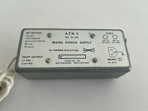 NAGRA ATN-2 Power Supply / Netzteil #2