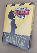 THE BOONDOCKS Season 1 2 3 4 (Region 1) DVD Complete Series 1-4 Collection NEW