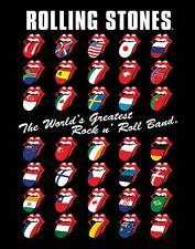 ROLLING STONES: International Tongues-Mini poster 40 cm x 50 cm nouvelle et scellée