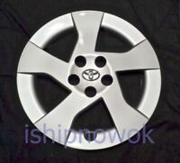 "Replacement 15"" Hubcap Wheel Rim Cover for 2010 2011 Prius Hub Cap Wheelcover"