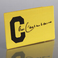 Franz Beckenbauer Signed Captains Armband Germany Autograph Memorabilia COA