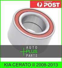 Fits KIA CERATO II Front Wheel Bearing 42X78X40