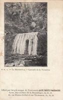 LA BOURBOULE cascade de la vernière