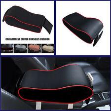 Leather Car Armrest Pad Auto Armrests Car Center Console Arm Rest Seat Support