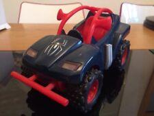 Raro Spiderman duna de arena Buggy Jeep Coche Quad 2004 Marvel Spiderman 2 The Movie