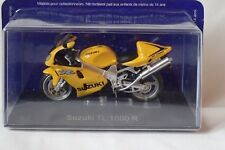 MOTO SUZUKI TL 1000R série les grandes motos à collectionner  ALTAYA / IXO