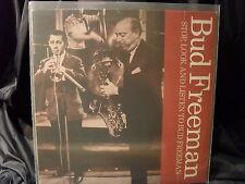 Bud Freeman-Stop, look and elenchi to Bud Freeman