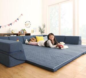 Perfect for a kotatsu Corner cushion rug L C shaped mat 190x190cm 190x240cm