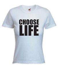 Waist Length Slogan Unbranded T-Shirts for Women