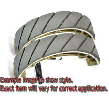EBC Grooved Organic Brake Shoes - 803G for 82-84 HUSQVARNA XC250 Applications