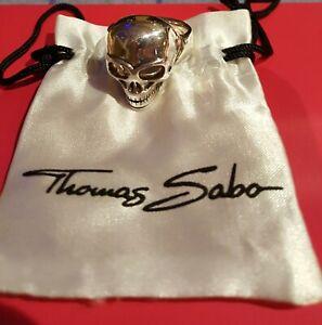 ♥Thomas Sabo Ring Totenkopf♥