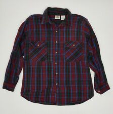 Five Brother Flannel / Plaid Shirt - L