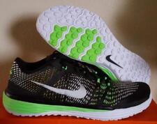 New Nike Lunar Caldra Training /  Running / Workout Shoes Black Green  Size 10.5