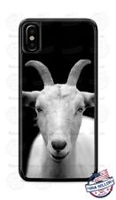 Billy Goat Horns Portrait Design Phone Case Cover for iPhone Samsung LG HTC etc