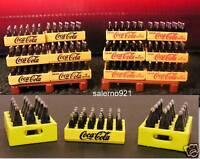 COCA COLA CASES 1:48 (O) Scale TWO LITER BOTTLES NEW Danbury Mint Original